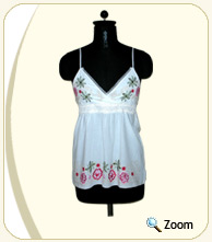 Cotton Top Manufacturers